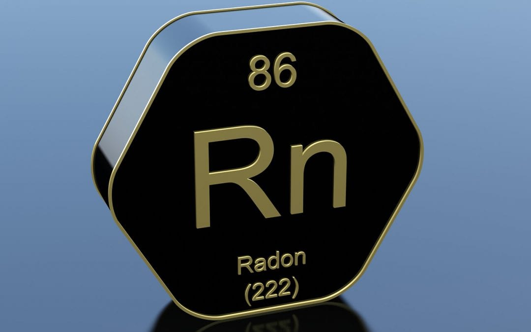 dangers of radon