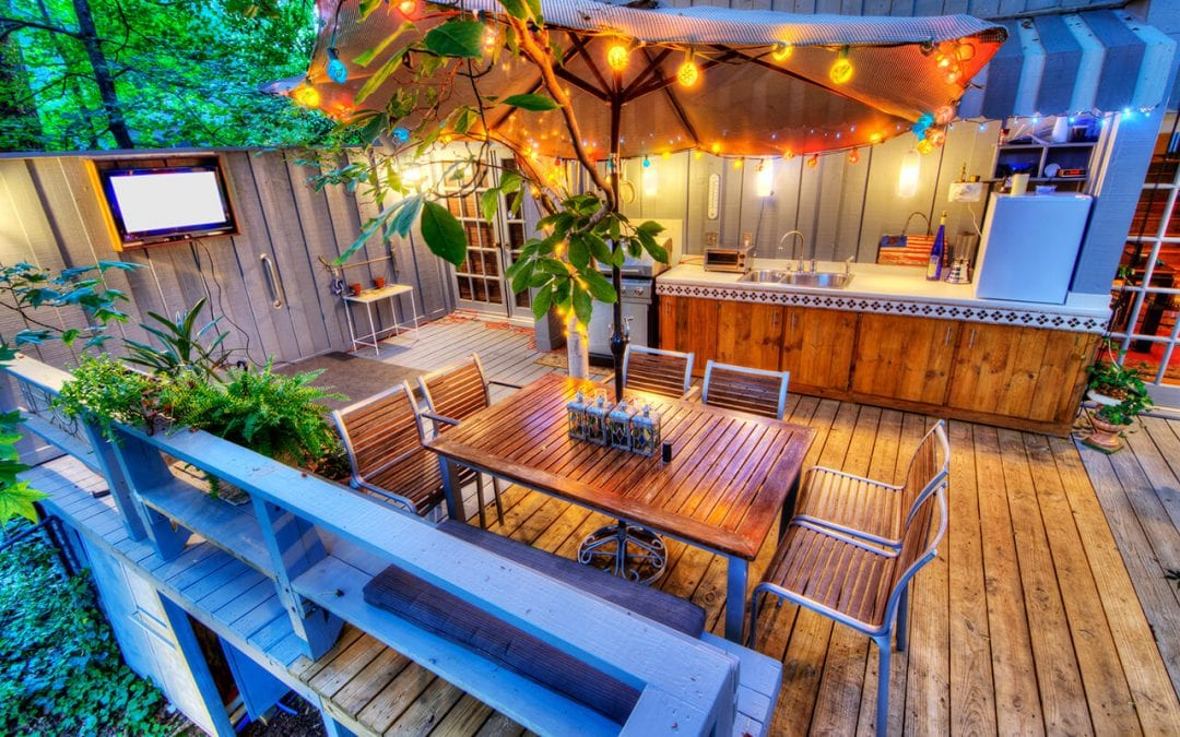 5 Deck and Patio Ideas for the Summer